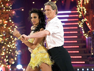 Arguably the best Strictly team
