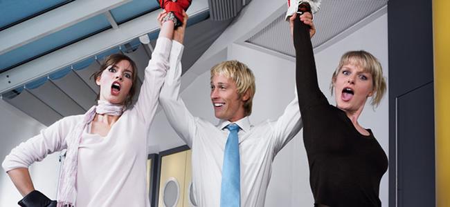 Office Olympic meetings