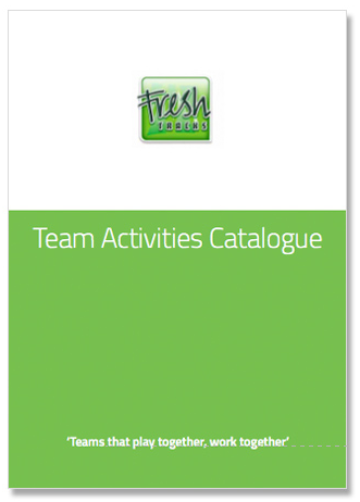 Fresh Tracks Catalogue